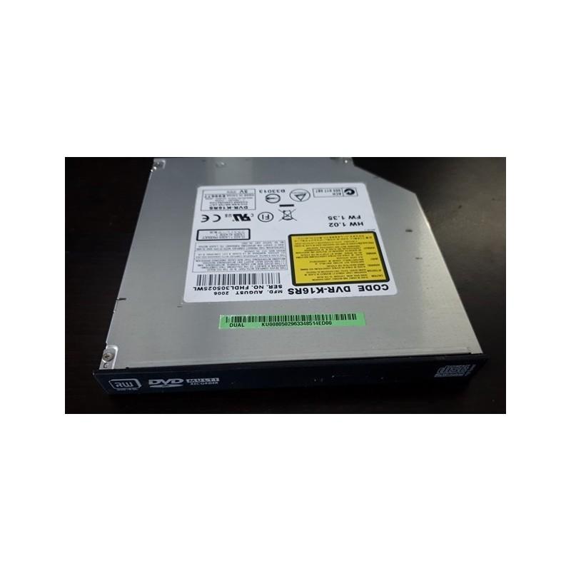 Lecteur CD/DVD DVR-K16RS