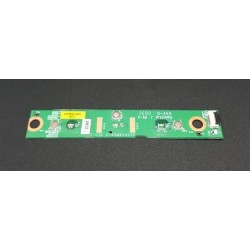Carte bouton power packard bell