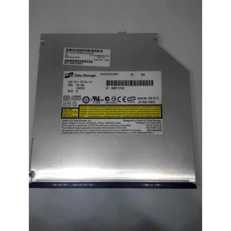 Lecteur CD/DVD H-L GSA-T40N