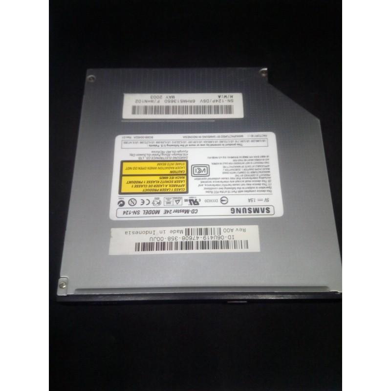 Lecteur CD/DVD SN-124