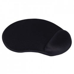 Tapis souris Ergonomique-Design Noir