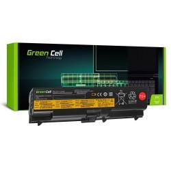 Batterie green pour Lenovo ThinkPad L430 L530 T430 T530 W530 / 11,1V 4400mAh