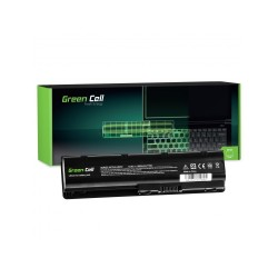 Batterie green pour HP 635 650 655 2000 Pavilion G6 G7 / 11,1V 6600mAh
