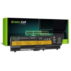 Batterie verte pour Lenovo ThinkPad T410 T420 T510 T520 W510 / 11,1V 4400mAh