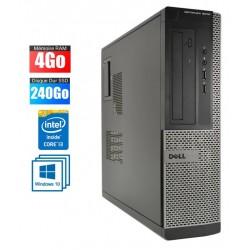Ordinateur fixe DELL Optiplex 3010 | i3 - 3220 | 4Go RAM...
