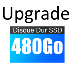 Upgrade SSD 480Go