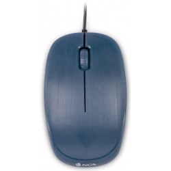 Souris filaire NGS Flame (Bleu)