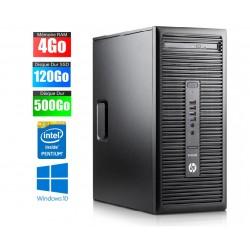 Ordinateur Fixe HP 600 G2