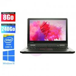 Ordinateur Tablette portable Lenovo Yoga | i5 - 4200 | 4Go RAM | 128Go SSD